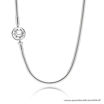 Pandora Italia Essence Collection Silver Necklace Net