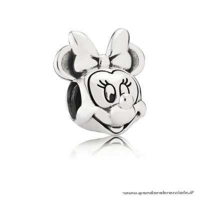 Pandora Italia Disney Charms Minnie Ritratto Charm Net